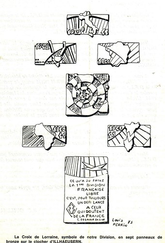 Illhaeusern clocher croix de lorraine