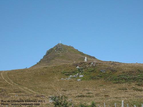 Roc de Courlande Chastreix (63) 1