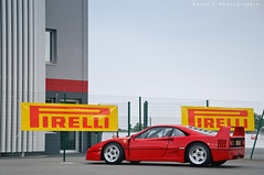 Ferrari F40 photo by BenjiAuto (Ratet B. Photographie)