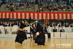 5th All Japan Interprefecture Ladies Kendo Championship_148