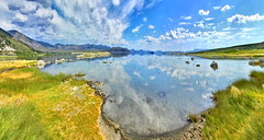 Mono Lake Panoramic photo by --joe