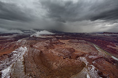 Dead Horse Point Snow Storm S0A3663 photo by E=mcSCOW