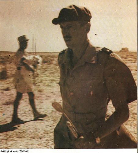 1942 - Koenig - Libye- Bir Hakeim