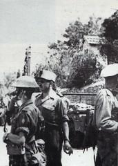 1944- Provence-  Reddition de ste Marguerite- col.  gal Gras - Paul Gaujac
