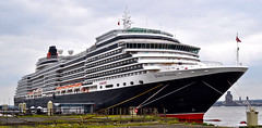 CUNARD MS Queen Victoria photo by Dave McGlinchey