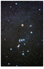 Orion Constellation Color Stars Tripod Israel Astrophotography photo by astroval1
