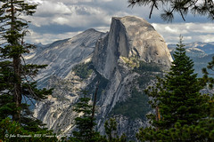 Half Dome from Glacier Point photo by Images by John 'K'