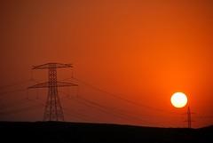 Desert Sunset photo by Apurva Madia