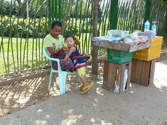 Birmanie Rangoon Janvier 2014