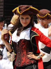 Saucy pirate photo by funktionhouse