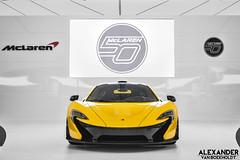 McLaren P1 @ Goodwood FoS 2013 photo by Spykerforce