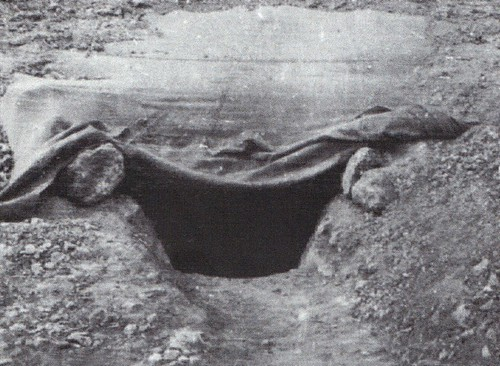 Bir Hakeim 1942 - trou