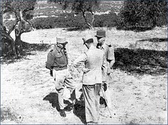 1943 - Tunisie - Perplexite des chefs - Fondation de la France Libre