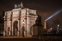 Arc de Triomphe du Carrousel photo by Alexander Ipfelkofer