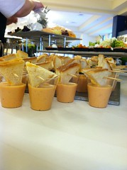 14 good counsel Vol night - grilled cheese tom soup