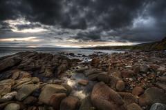 Derrybeg Coastline photo by SJ Wray Photography