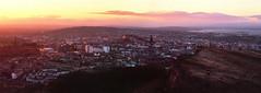 Edinburgh - Arthur's Seat Sunset photo by kenny mccartney