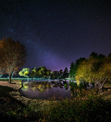 Night Lake photo by Kevin MacLeod (unranged.com)
