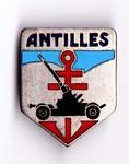 FTA antilles - Insigne - Col B. Bongrand Saint Hillier