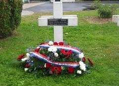 Franche Comté- Rougemont- Tombe du général Brosset - Crédit photo : Alain Jacquot-Boileau