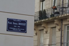 Place général Brosset à Lyon en 2013