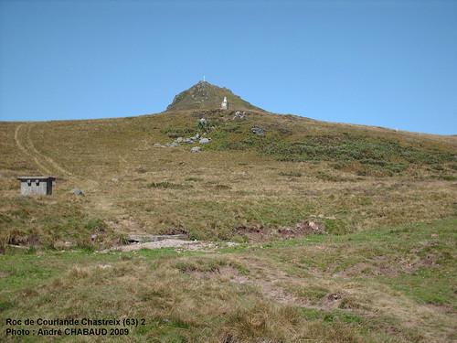 Roc de Courlande Chastreix (63) 2