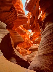 Lower Antelope Canyon photo by wbirt1