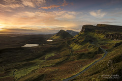 Quiraing - Trotternish Ridge, Skye photo by Michael Carver Photography