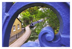 London Canal Look photo by Yoschke