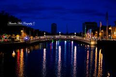City lights photo by AlessandroAiello