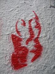 Graffiti Face 02