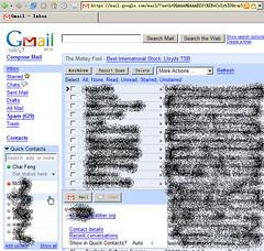 Gmail 的 https 中也支持 Gtalk 了
