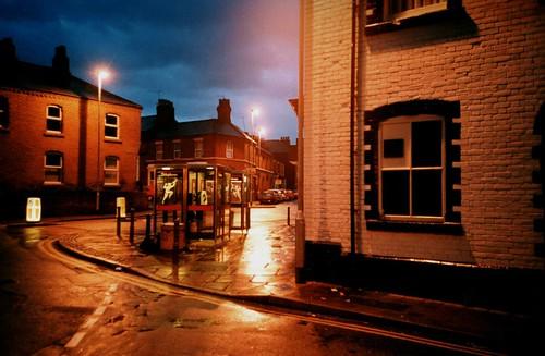 Rain Street