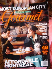 Gourmet, March 2006