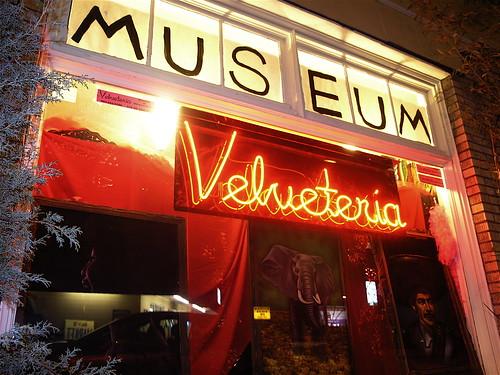 Velveteria Museum, Portland Oregon.'