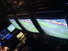 Interior of Sportsters, Edinburgh (1)