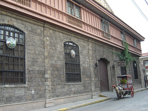Old Intramuros Houses