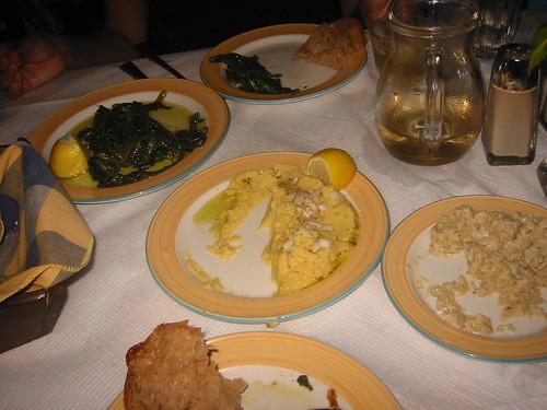 Dinner at Taverna Nikolas