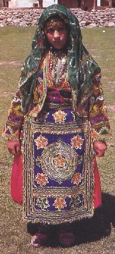 Geleneksel Sivas Kadın Kıyafetleri