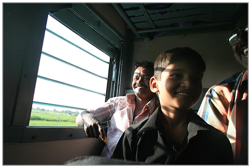 Madurai Train Ride