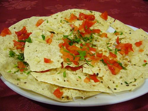 印度脆餅(Masala Papadam)