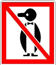 NO PENGUINS