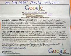 Google-Anzeige
