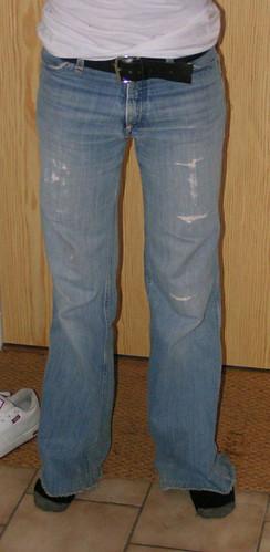 60-tals jeans.