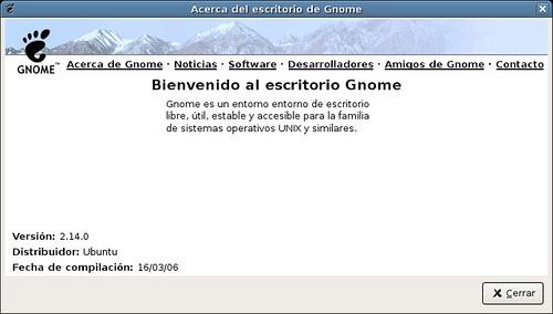 Pantallazo-Acerca del escritorio de Gnome