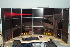Quake 3 en 24 monitores