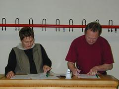 Angelika und Matthias