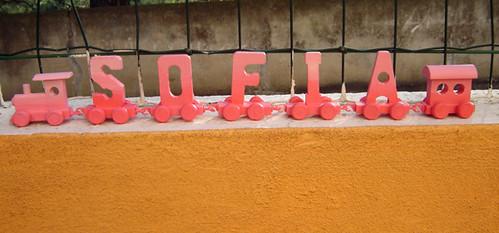 Comboio de Letras (SOFIA)