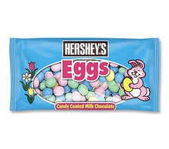 hershey eggs
