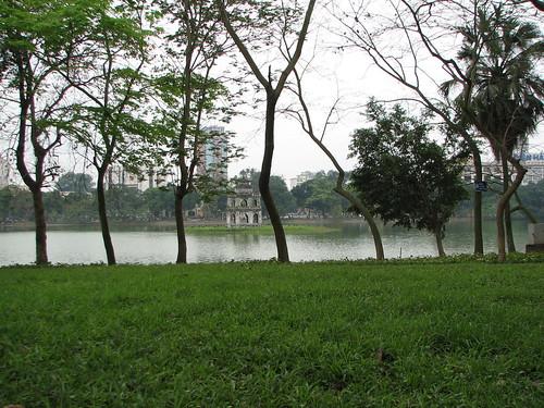Hanoi winter